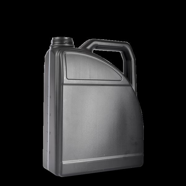 5 Liter Motoröl Kanister - schwarz - OV 50 Gewinde