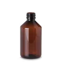 1000 ml Pharma Veral - Rundflasche - PET